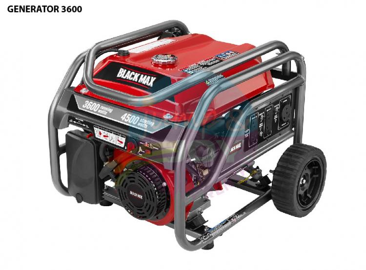 Generator 3600