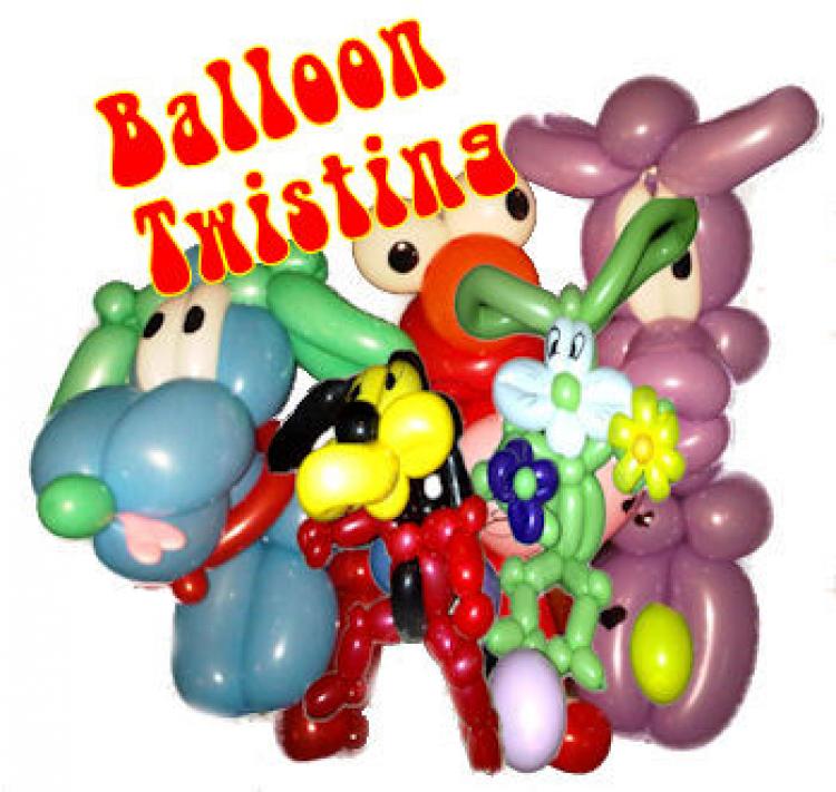 Balloon Twister Artist