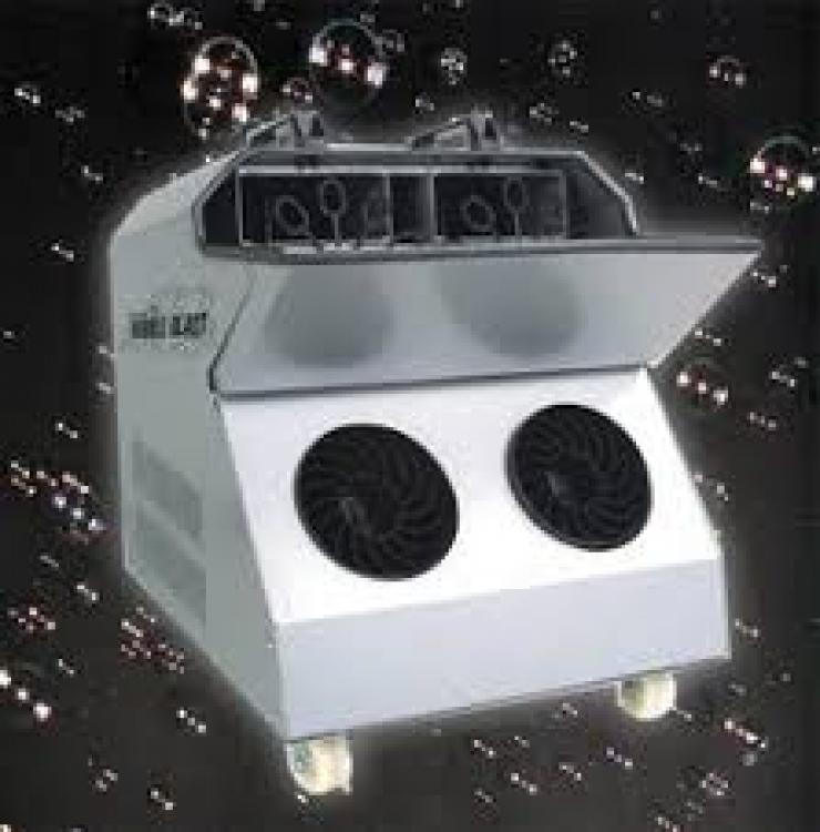 Bubble Blaster w/ Dual Fan Output