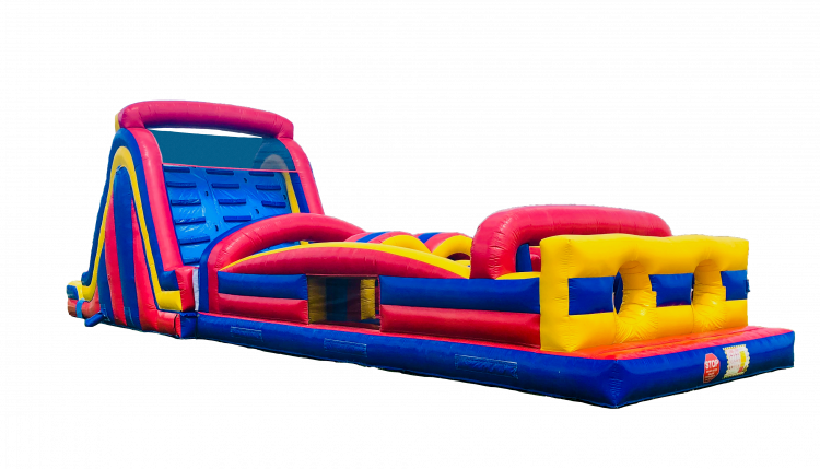 64ft Obstacle Course