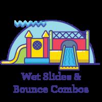 Wet Slides & Bounce Combos