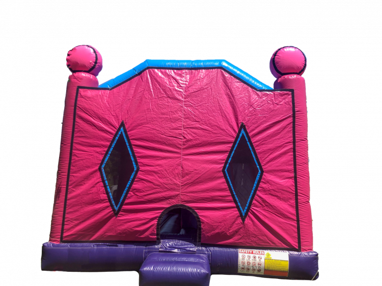 Pink/Purple Self Contained Slide Combo