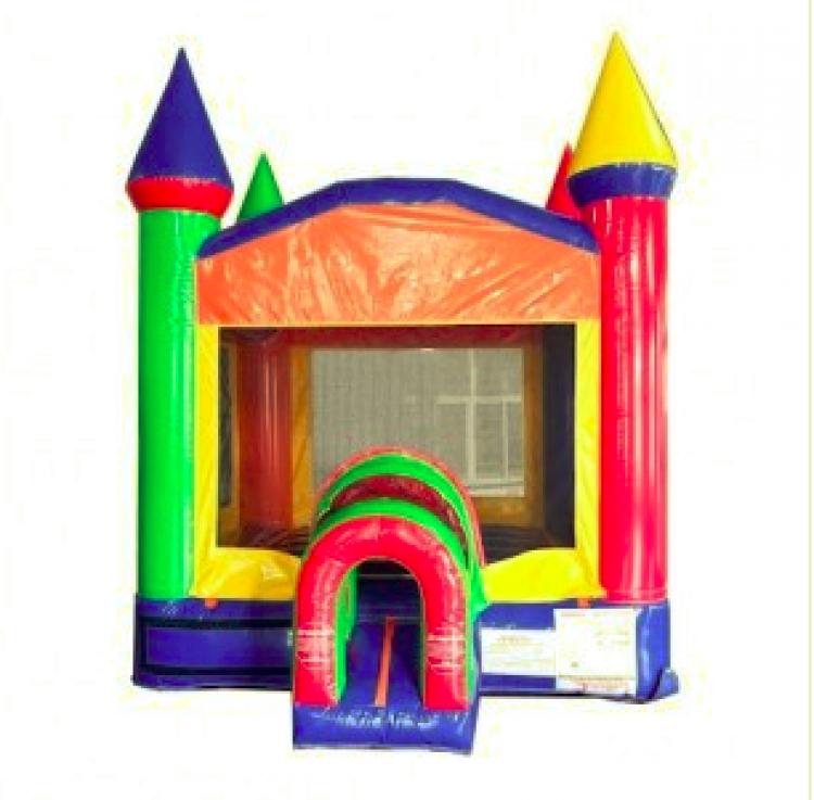 Multi-Color Small Castle