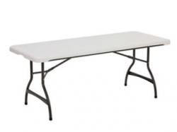 Adult Rectangular 6' Foot Table