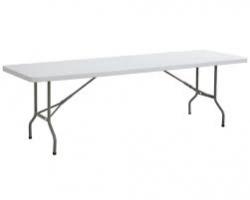 Adult Rectangular 8' Foot Table