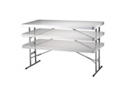 Child OR Adult Rectangular 4' Foot Table