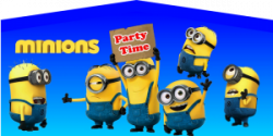 Minions Party Time