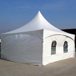 20' Solid Tent Wall
